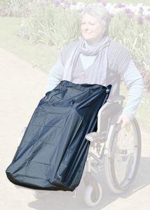 Beinschutzdecke für Rollstuhl und Scooter
