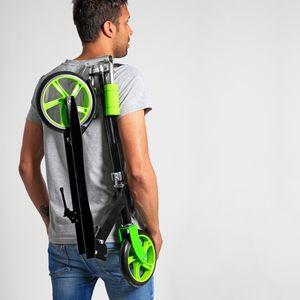 Kesser® Scooter Roller Kinderroller Cityroller Tretroller Kickroller Kickscooter, Design / Farbe:Shark (Blue)