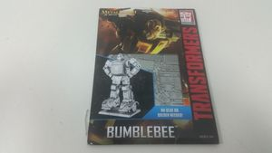 Metal Earth MMS301 - Fascinations, Bumblebee, Konstruktionsspielzeug