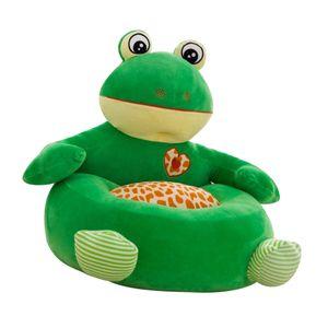 Kinder Sofa Sitzbezug Sessel Tierform Baby Sitzsack Abdeckung Frosch wie beschrieben