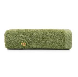 Baumwolltücher, weich, saugfähig und schnell trocknend, Avocado dickes großes Handtuch für Erwachsene 35 * 75 cm