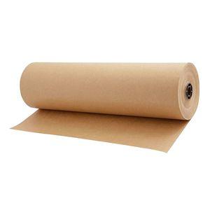 1 Rolle Braune Papier Geschenkpapier Packpapier Verpackungspapier Basteln Handwerk