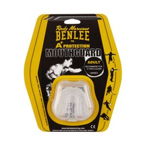BENLEE Rocky Marciano Mundschutz Erwachsene Unisex – Erwachsene Transparent