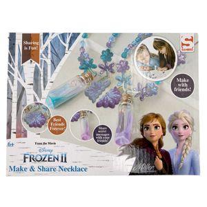 Disney 'Frozen 2' Kinder Freundschaft Halsketten DIY Bastelset Schmuckset