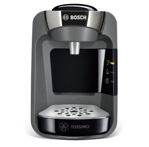 Bosch TASSIMO SUNY + 20 EUR Gutscheine* Heißgetränkemaschine Kaffeemaschine, Farbe:Schwarz