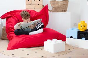 """Sitzsack """"Julia"""" 130x170 indoor/outdoor ROT"""