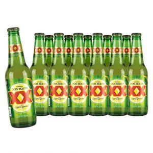 DOS EQUIS XX Helles Lager Bier aus Mexiko