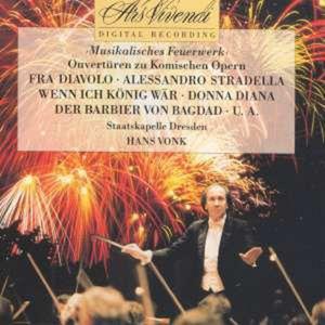 Ouvertüren zu Komischen Opern - Daniel-Francois-Esprit Auber (1782-1871) - Ars Vivendi  - (CD / Titel: H-Z)