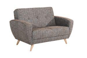 Max Winzer Jerry Sofa 2-Sitzer - Farbe: sand - Maße: 136 cm x 82 cm x 85 cm; 78771-2100-2073726-F01