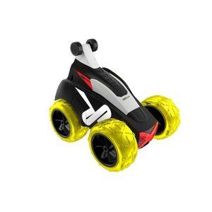 EXOST - Crazy XS Ferngesteuertes Auto Schwarz & Gelb - Maßstab 1:34