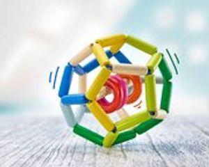 Selecta Holzspielzeug Greiflingball Space