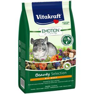 Vitakraft Emotion Beauty All Ages, Chinchilla 600g