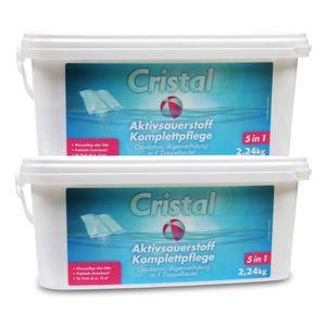 CRISTAL Aktivsauerstoff Komplettpflege 4,48 kg
