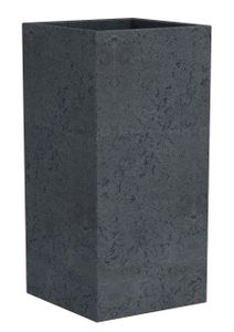 Scheurich C-Cube Pflanzgefäss 54/240 Stony Black