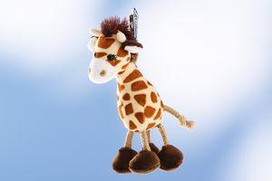 Schaffer Plüschtiere Giraffe Bahati Schlüsselanhänger