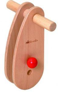 Nic CombiCarkufenverlängerungs-Lenker Holz braun