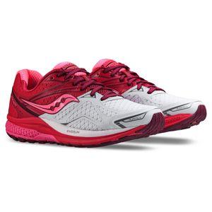 Saucony Ride 9 Damen Laufschuhe Pink S10318-6, Größenauswahl:39