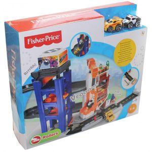Fisher-Price Roll´N Go Parkgarage