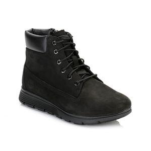 Timberland Killington Damen Schnürstiefel Stiefel Schwarz Schuhe, Größe:38