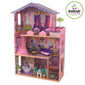 """KidKraft Holz Spielzeug Meine Traumvilla Puppenhaus """" My Dream Mansion """"; 65082"""
