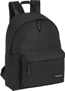 """PEDEA Freizeit Rucksack """"Style"""" Uni Business Schule Rucksack 24 L mit Notebookfach bis 13,3 Zoll (33,8cm), schwarz"""