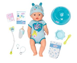 BABY born® Soft Touch Boy; 824375