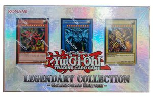 Yu-Gi-Oh Legendary Collection 2010 - Gameboard Edition (DE)