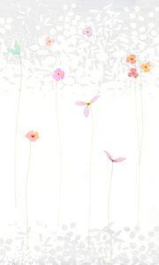 """Komar Vlies Fototapete """"Satomi"""", bunt, 150 x 250 cm"""