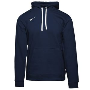 Nike Kapuzenpullover Herren Kapuze aus Baumwolle, Größe:L, Farbe:Dunkelblau