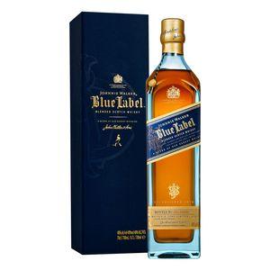 Johnnie Walker Blue Label Blended Scotch Whisky in Geschenkpackung | 40 % vol | 0,7 l