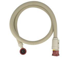 Aquastop Sicherheits-Zulaufschlauch in 1,50 m Wasch,-Spülmaschschine