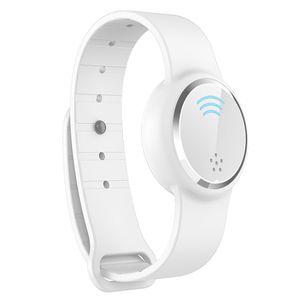 Muecken Armband,Tragbares elektronisches Mueckenschutz-Armband Ultraschall-Mueckenschutz-Armband Wasserdichte Uhr Wiederaufladbares Anti-Mueckenschutz-Armband Anti-Muecken-Silikon-Armband fuer Babys und Erwachsene