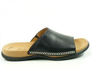 Gabor 03-705 Schuhe Damen Pantoletten , Schuhgröße:39, Farbe:Schwarz