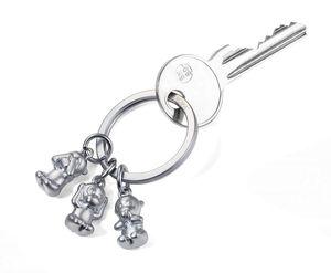 TROIKA KR17-18/MA, Keyring, Silber, Chrom, Metall, Silber, Abbildung, 30 mm, 9 mm