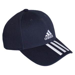 adidas Kappe Baseballcap 3-Streifen LEGINK/WHITE/WHITE S