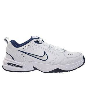 Nike Monarch IV 415445-102 Herrenschuhe, Weiß, Größe: 43 EU