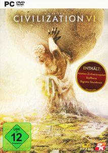 Sid Meier´s Civilization VI - CD-ROM DVDBox