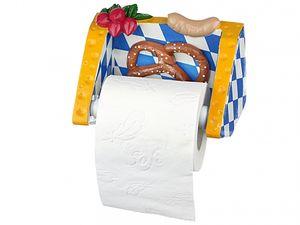 Bayerischer Toilettenpapier Abroller