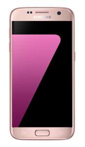 Samsung Galaxy S7 edge SM-G935F, 14 cm (5.5 Zoll), 32 GB, 12 MP, Android, 6, Rosa-Goldfarben