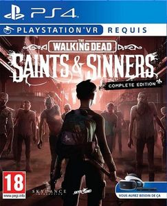 The Walking Dead Saints Sinners Complete Edition [FR IMPORT]