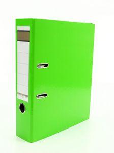 Livepac Caribic Glanz-Ordner / DIN A4 / 75mm breit / Farbe: hellgrün