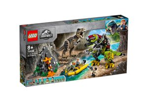 LEGO® Jurassic World™ , 75938 T. Rex vs. Dino-Mech
