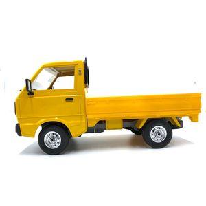 1/10 2.4G 2WD RC Auto LKW Raupen Geländewagen Rrucks RC-Fahrzeugmodelle Spielzeug + 2 Akku