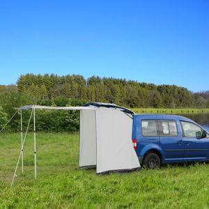 Reimo Heckzelt Vertic für Minicamper 135 x 100 cm, grau