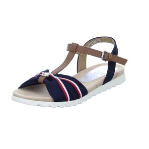 Tom Tailor Kinder Sandalen  Textil blau 38