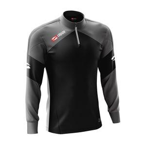 alpas Sweatshirt Dynamic Schwarz 3XL