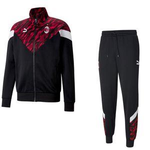 Puma AC Mailand Trainingsanzug Fanartikel Herren, Größe:M