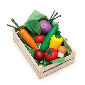 Erzi 28110, Küche und Essen, Spielset, 3 Jahr(e), Junge/Mädchen, Kinder, Mehrfarbig