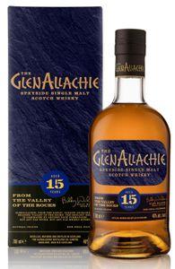 Glenallachie 15 Jahre Speyside Single Malt Scotch Whisky 0,7l, alc. 46 Vol.-%