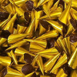 Nougattütchen Nougat Praline Nougat Schokolade Nougatspitzen 1kg lose verpackt